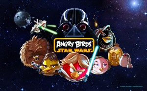 """""""May the birds be with you."""""""