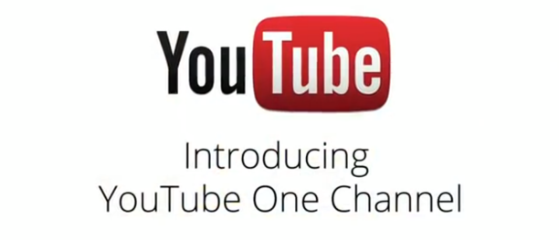 Youtube One Channel