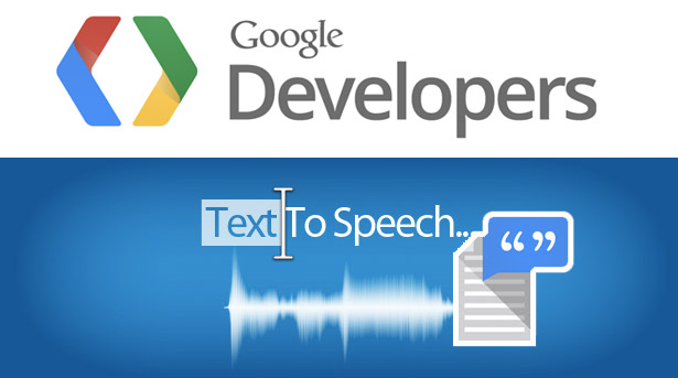 Photo of Google Text to Speech API ด้วยภาษา PHP