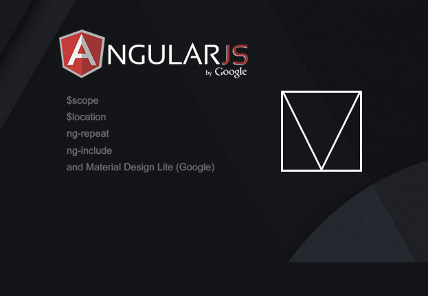Photo of AngularJS การใช้ ng-include และปรับสไตล์ด้วย MDL (Material Design Lite)