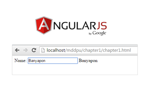 Photo of การเขียน Single Page Application ด้วย AngularJS