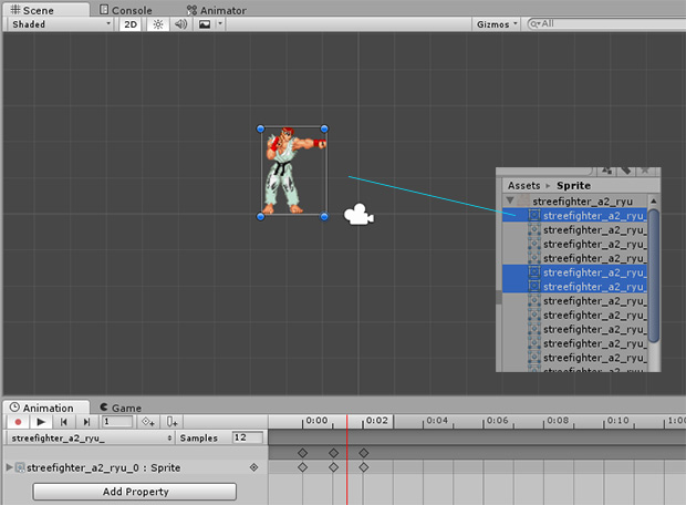 Photo of Unity2D การนำ Sprite Sheets ไปสร้าง Animation ในเกม